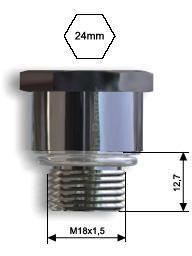 Zuendkerzen-Adapter